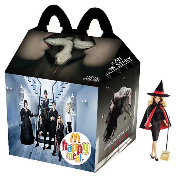Redesigned Happy Meal Boxes Inspired By Movies Pop Icons