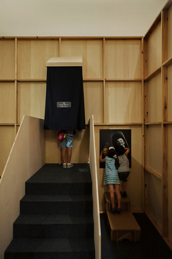 An Interactive 'Haunted Playhouse' That Lets Children ...