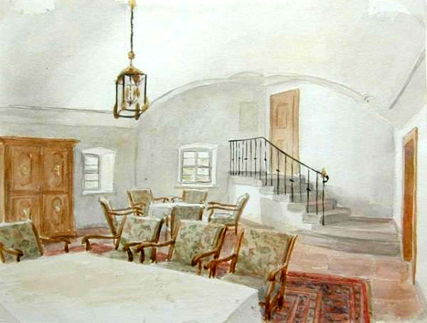 Rarely Seen Paintings By Adolf Hitler Designtaxi Com