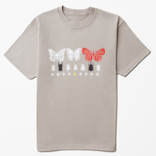 Nendo designs hello kitty themed t shirts for men for I like insects shirt