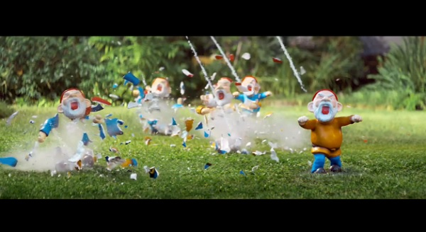 IKEA's New Ad Features A Couple Fighting Off An Army Of Garden ...