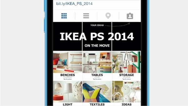 Ikea Russia Promotes Latest Collection By Creating A Website On