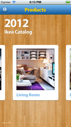 Ikea Augmented Reality App Shows How Furniture Items Would