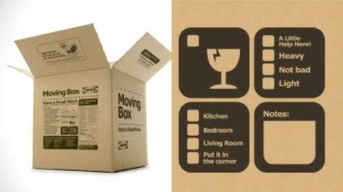 To Help Movers Ikea Creates Posters That Double As Moving