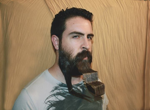 Hair Style With Beard: A Ramen Beard Bowl And Other Beard Styling Antics By