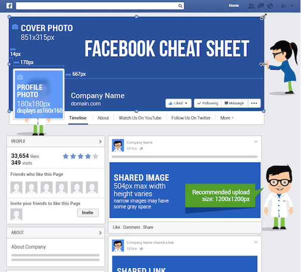 how to make facebook page private 2014