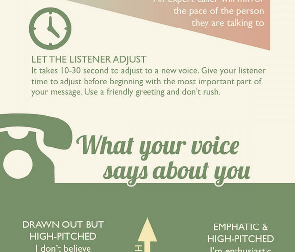 Infographic: How To Influence Anyone Over The Phone