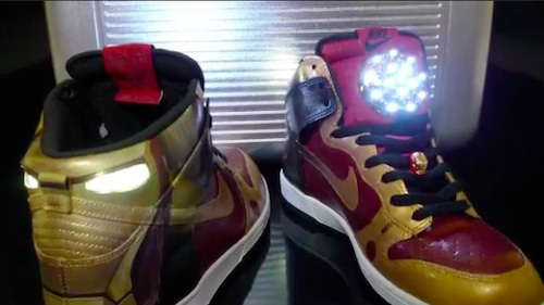 how to make rocket boots like iron man