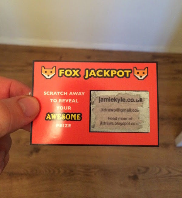 Creative jobseeker sends out brilliant scratch off business cards as instead of sending copies of his resume and portfolio to prospective employers jobseeker jamie kyle took a gamble and sent them hand made business cards colourmoves