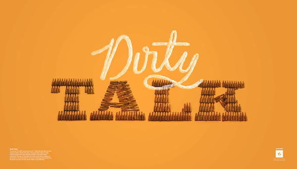Clever Typographic Posters Raise Environmental Awareness