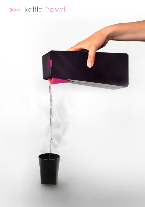 A Foldable Kettle That You Can Fit Into Your Pocket