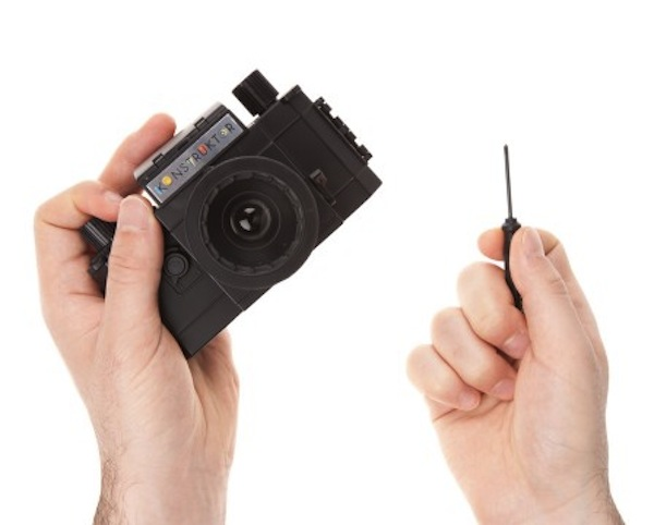 Lomography Unveils World's First Build-It-Yourself 35mm SLR Camera
