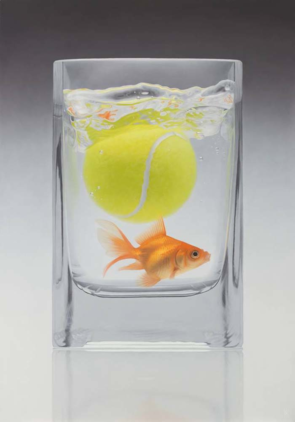 Astounding, Photorealistic Oil Paintings Of Still Life And