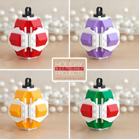 Wonderful Diy Lego Christmas Ornaments That You Can