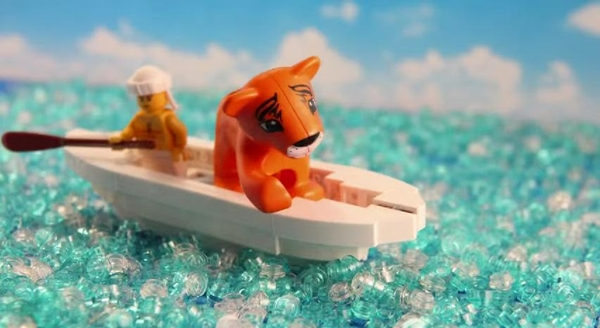 An Adorable Stop-Motion LEGO Animation Featuring 13 Recreated ...