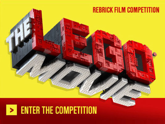 Liam Thinks Lego Unveils Logo For Its First Ever Full Length Movie