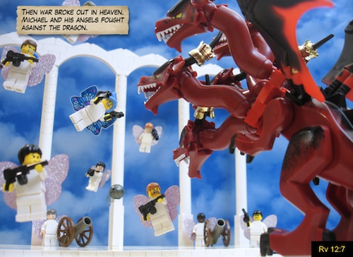 The Bible S New Testament Lego Edition Designtaxi Com