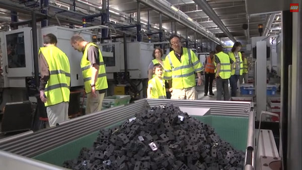 Take An Exclusive Inside Tour Of The Lego Factory In 2015