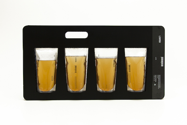 Liam Thinks!: Innovative, Minimalist Packaging Design Puts Beer In