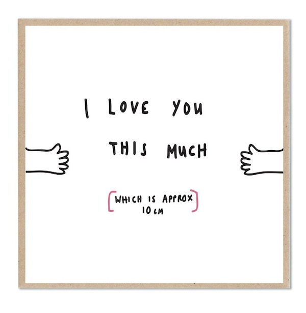 We Have Previously Featured These Adorably Awkward Valentineu0027s Day Cards  That Made Us Laugh. Now, We Present Lazy Oafu0027s Cheeky And Subversive  Greeting Cards ...