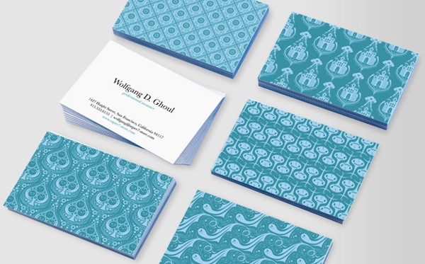 Brilliant creatives design gorgeous business cards for charity scroll down for a peek at the work of previous luxe project designersand head over here for more information on how you can be involved in this good cause colourmoves