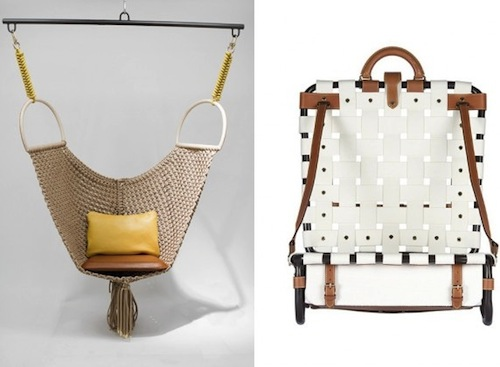 Charming Objects Nomades Will Be Released At The Design Miami Fair 2012.