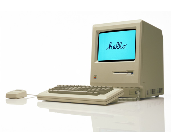 LEGO Version Of The First Macintosh Computer