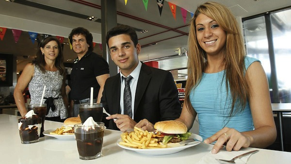 Mcdonald S Offers Fine Dining Option Serves Burgers On