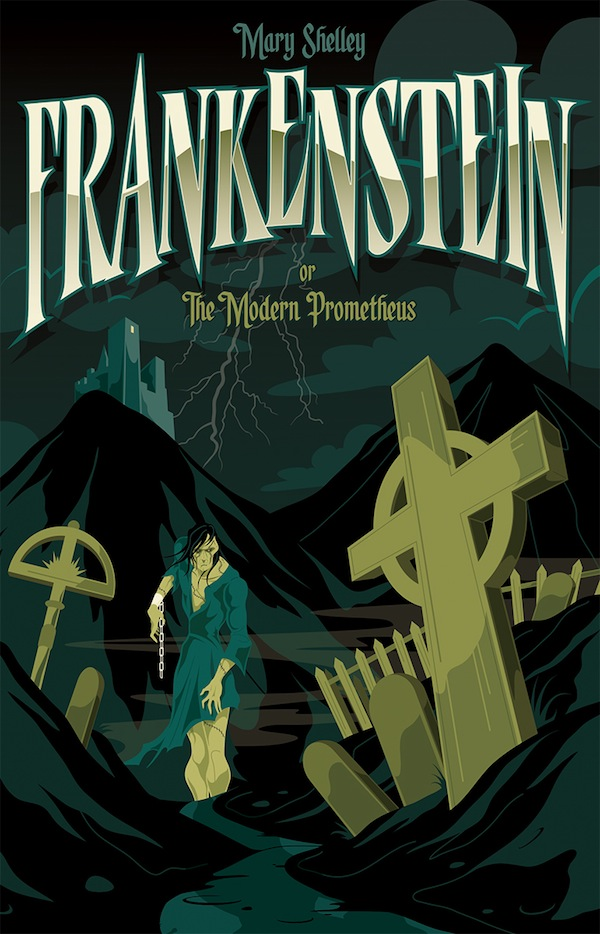 Famous Book Cover : Fantastic illustrated covers of famous science fiction