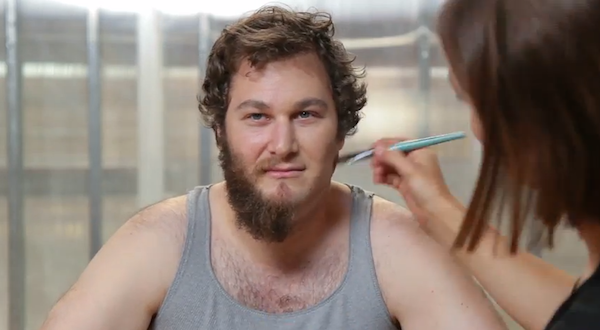 LOL: Men Wear Make-Up For The First Time, Turn Into ...