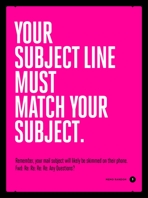 Clever Posters Highlight Proper Etiquette In The Modern