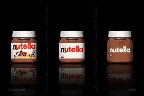 Minimalistic packaging for international brands for International decor brands