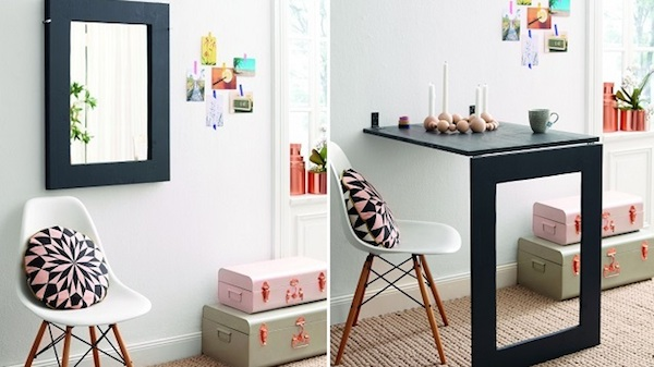 Liam Thinks A Gorgeous Hideaway Table That Can Be Extended From