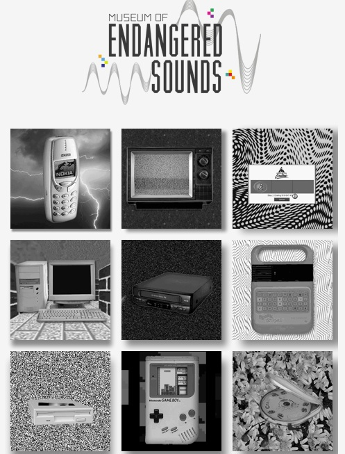 Museum Of Endangered Sounds' Collects Sounds Made By Old