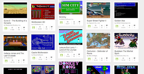 Almost 2,400 MS-DOS Games Are Available To Play On The