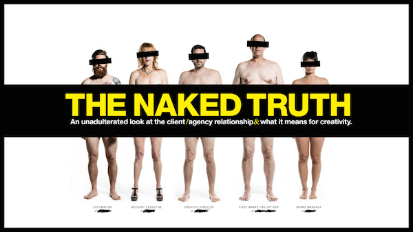 The Naked Truth About The Relationship Between Ad Agency And Client - Infographic: | eklectic.in