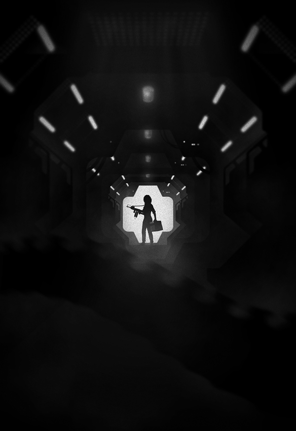 Awesome 'Film Noir' Illustrations That Pay Tribute To