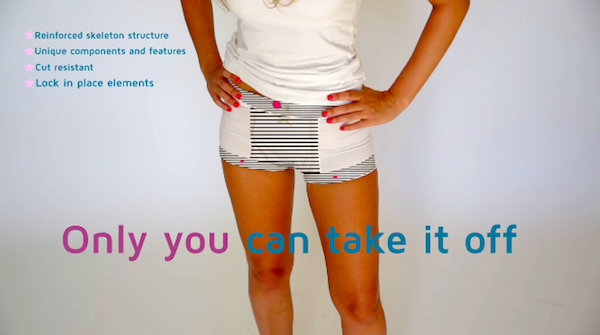 Would This 'Anti-Rape Underwear' Really Make Women Safer? Somehow, We're Skeptical.