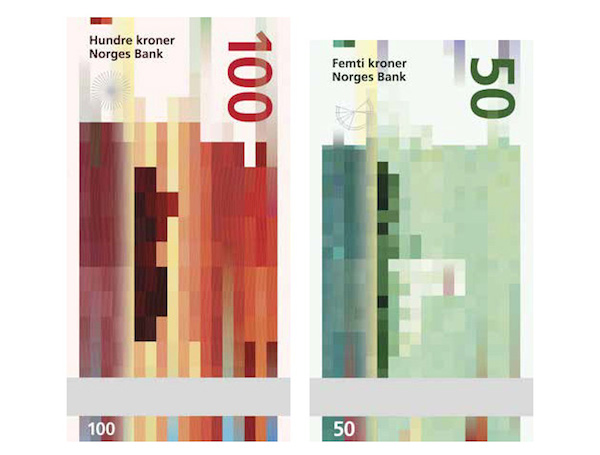 New Currency Norway Norway Unveils New '