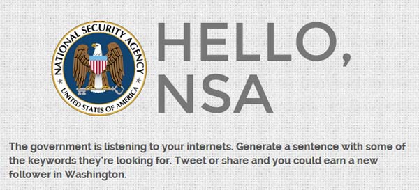 Keyword what is nsa