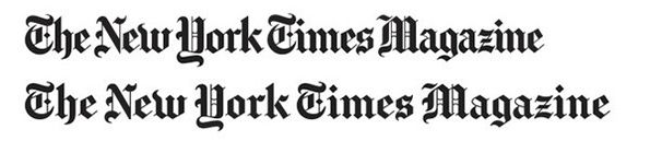 Redesign Of The 'New York Times Magazine' Includes A New ...