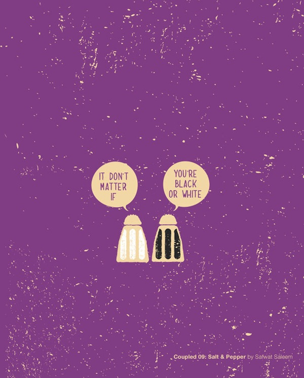 funny posters illustrate the emotional relationships
