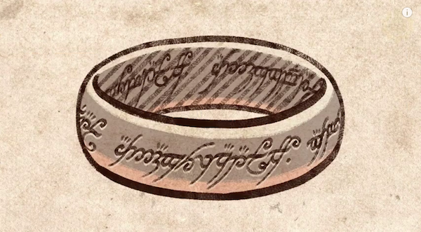 Lord Of The Rings Wedding Rings 74 Spectacular For those who still