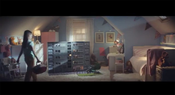 IKEA\'s New Music Video Shows How To Make Use Of Small Spaces ...