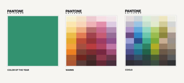 Pantone Unveils New Paint Collection