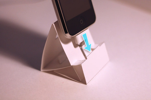 Make Your Own Iphone Dock