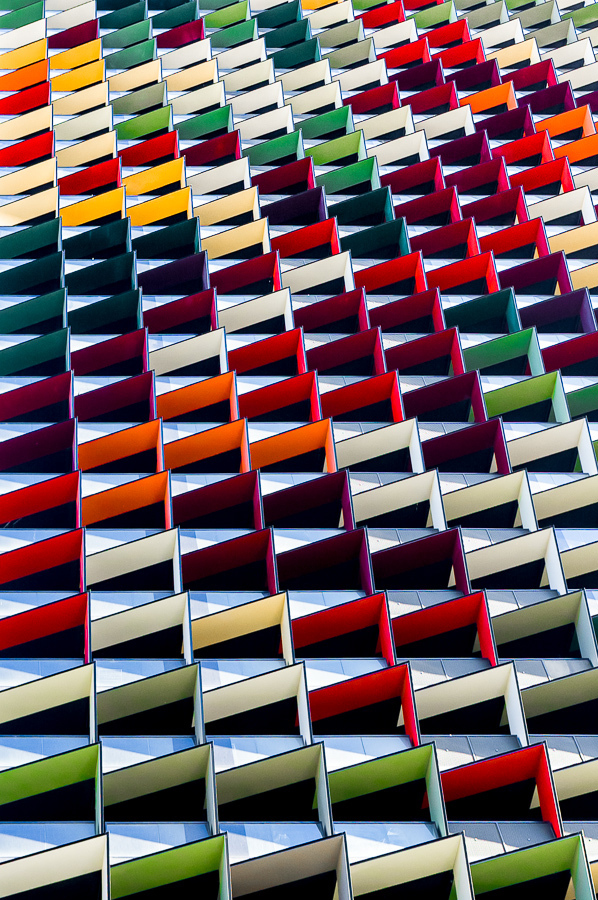 Hypnotizing Repetitive Patterns Captured In Urban Environments Gorgeous Repetitive Patterns