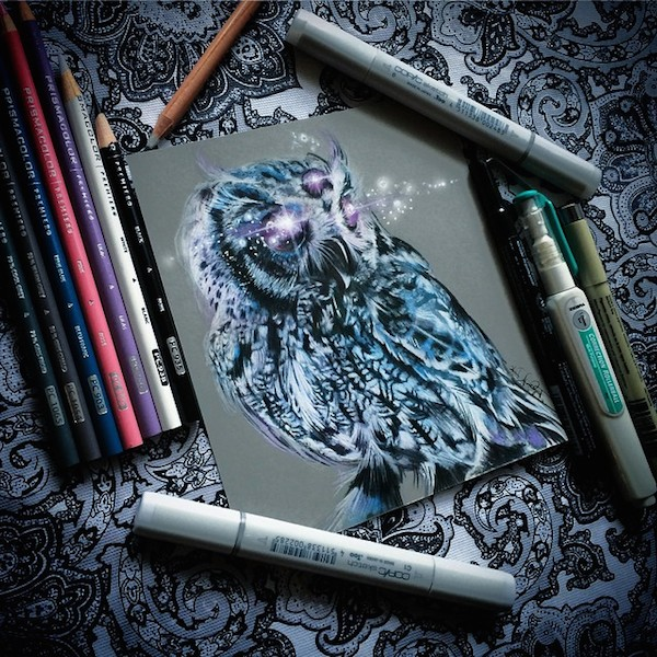 Impressively Realistic 3d Color Pencil Drawings That Seem