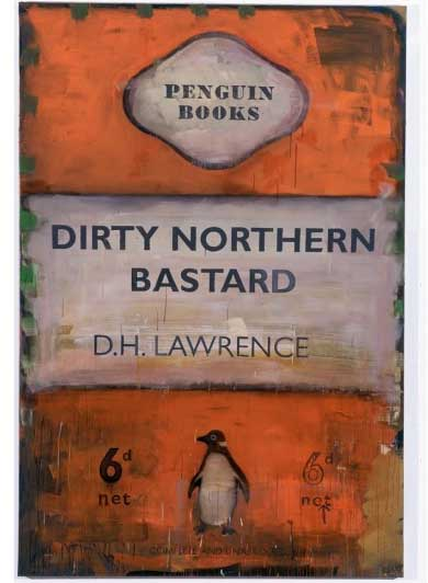 Penguin Book Cover Paintings : Honest penguin book covers make fun of titles