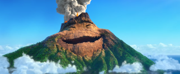 ... Animated Short Film Features A Lovely Singing Volcano - DesignTAXI.com